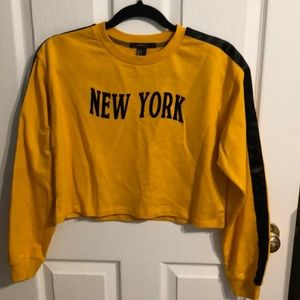 Forever 21 NEW YORK sweater